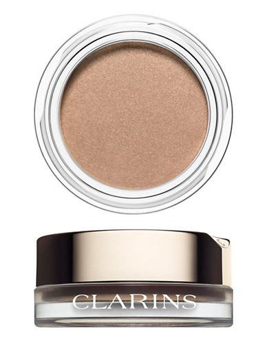 Clarins Ombre Matte Cream to Powder Eyeshadow-NUDE BEIGE-One Size