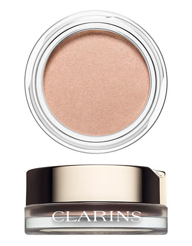 Clarins Ombre Matte Cream to Powder Eyeshadow-02 NUDE ROSE-One Size