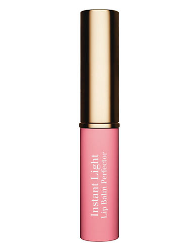 Clarins Instant Light Lip Balm Perfector-01 ROSE-One Size