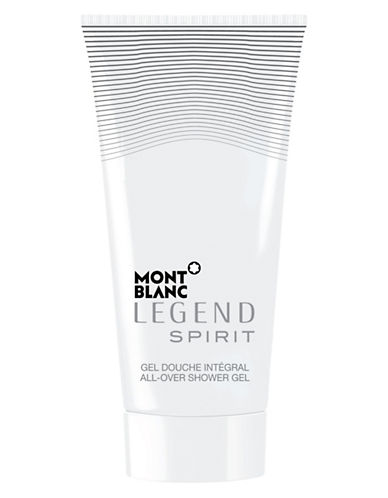 Montblanc Spirit Shower Gel-NO COLOUR-150 ml