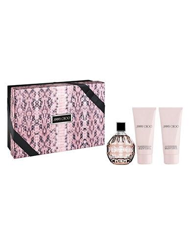 Jimmy Choo Eau de Parfum Three-Piece Gift Set-0-100 ml