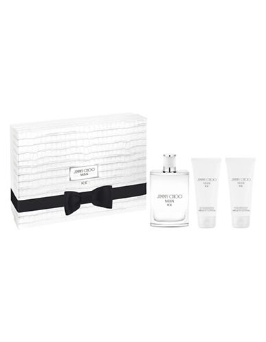 Montblanc Jimmy Choo Man Ice Holiday Gift Set 3.3 oz.-0-100 ml