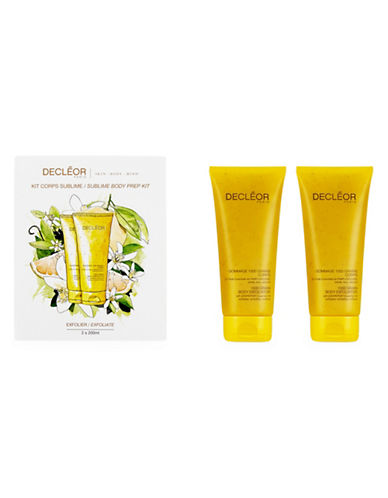 Decleor Sublime Body Prep Two-Piece Kit-NO COLOR-400 ml