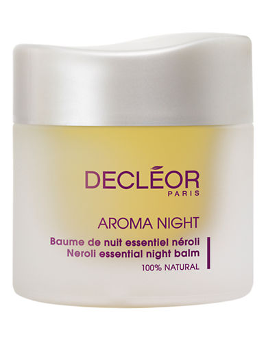 Decleor Hydrating Night Balm for Dehydrated Skin-NO COLOUR-15 ml