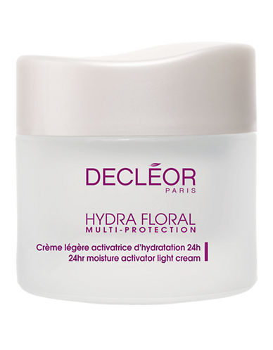 Decleor Hydra Floral 24-Hour Hydration Activating Light Cream-NO COLOUR-One Size