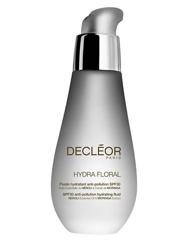 Decleor Anti-Polluting Hydrating Fluid-NO COLOUR-50 ml