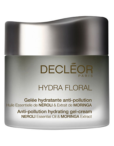 Decleor Anti-Pollution Hydrating Gel-Cream-NO COLOUR-50 ml