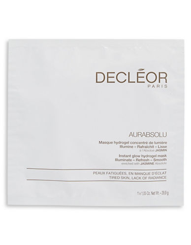 Decleor Hydrogel Mask-NO COLOR-One Size