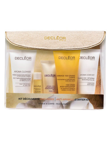 Decleor Aroma Lisse Discovery Kit Value Set-NO COLOUR-One Size