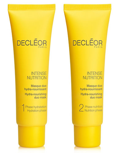Decleor Intense Nutrition Duo Mask-NO COLOUR-One Size