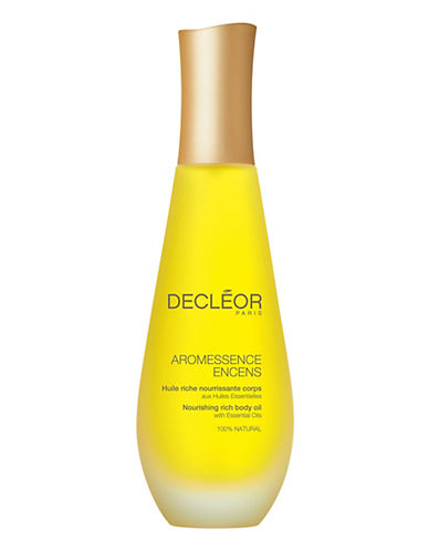 Decleor Aromessence Encens Nourishing Rich Body Oil-NO COLOUR-100 ml