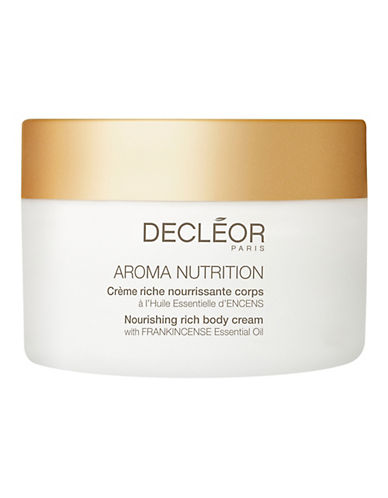 Decleor Aroma Nutrition Nourishing Rich Body Cream-NO COLOUR-200 ml