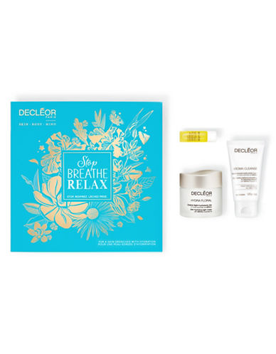 Decleor Three-Piece Hydra Floral Holiday Kit-NO COLOR-One Size