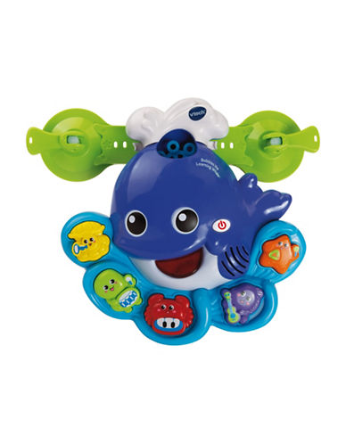 Vtech Bubbles the Learning Whale - English Version-PURPLE-One Size