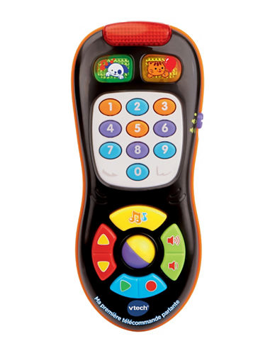 Vtech Click and Count Remote - French Version-BLACK-One Size
