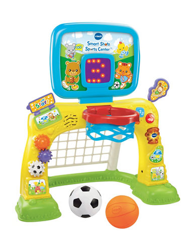 Vtech Smart Shots Sports Centre - English Version-YELLOW-One Size