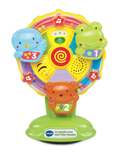 Vtech Lil Critters Spin and Discover Ferris Wheel (French Version)-MULTI-One Size