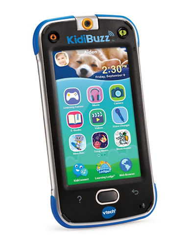 Vtech Kidibuzz - English Version-BLUE-One Size