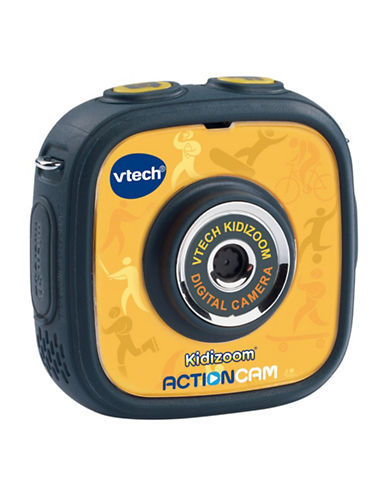 Vtech Kidizoom Action Cam (Bilingual)-YELLOW-One Size