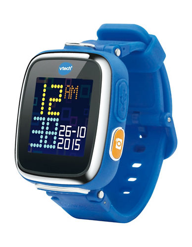 Vtech Kidizoom Smartwatch DX, Blue (French Version)-BLUE-One Size