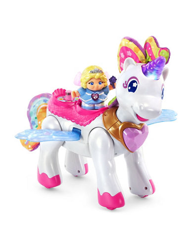 Vtech Go Go Smart Friends - Twinkle the Magical Unicorn (English Version)-WHITE-One Size 88667633_WHITE_One Size