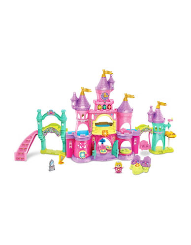 Vtech Go Go Smart Friends - Enchanted Princess Palace (French Version)-PINK-One Size 88667636_PINK_One Size