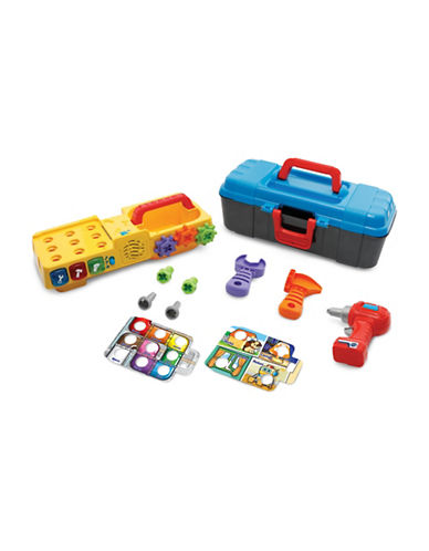Vtech Drill and Learn Toolbox (French Version)-MULTI-One Size