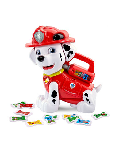 Vtech Paw Patrol - Chomp and Learn Marshall (English Version)-WHITE-One Size