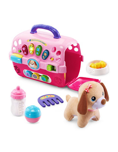 Vtech Care for Me Learning Carrier (English Version)-PINK-One Size