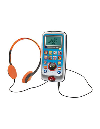 Vtech Rock and Bop Music Player (English Version)-GREY-One Size