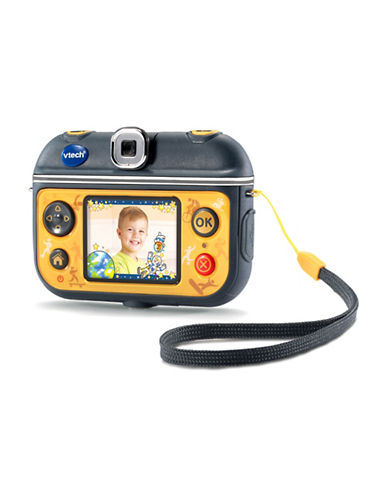 Vtech Kidizoom Action Cam 180 (Bilingual Version)-YELLOW-One Size