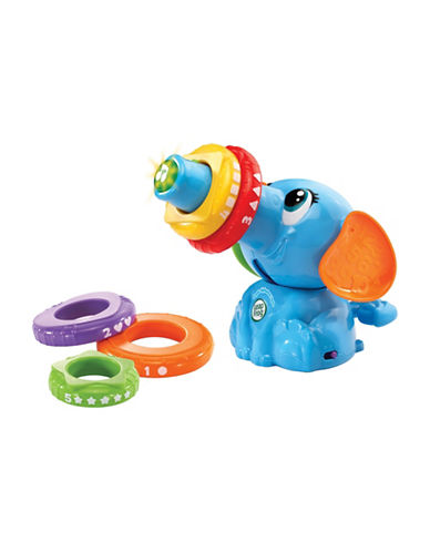 Leapfrog Stack & Tumble Elephant (French Version)-MULTI-One Size