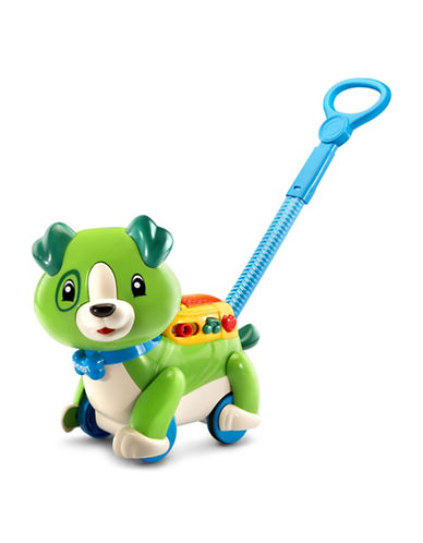 Leapfrog Step and Learn Scout-GREEN-One Size