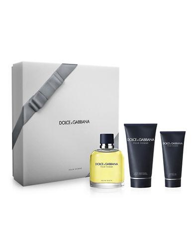 Dolce & Gabbana Pour Homme Three-Piece Gift Set-NO COLOUR-125 ml