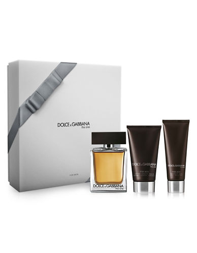 Dolce & Gabbana The One For Men Holiday Three-Piece Gift Set-0-100 ml