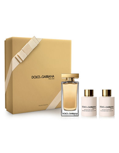 Dolce & Gabbana The One Eau de Toilette Three-Piece Holiday Gift Set-0-100 ml