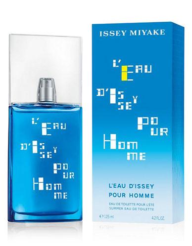 Issey Miyake L Eau d Issey Pour Homme Summer Edition Eau de Toilette 125ml-0-125 ml