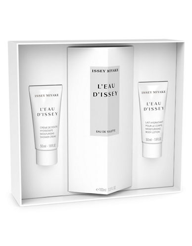 Issey Miyake Issey Miyake LEau dIssey Three-Piece Gift Set-NO COLOR-100 ml