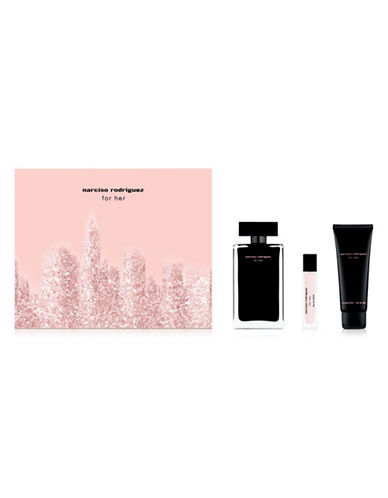 Narciso Rodriguez For Her Three-Piece Eau de Toilette Gift Set-0-100 ml
