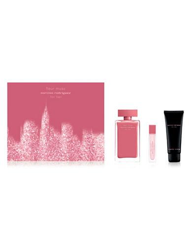 Narciso Rodriguez For Her Three-Piece Fleur Musc Eau de Parfum Gift Set-0-100 ml