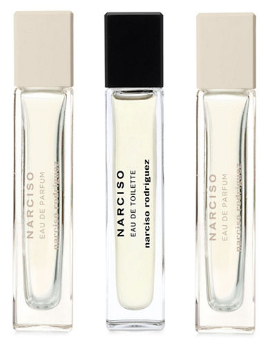 Narciso Rodriguez 10ml Trio Gift Set-NO COLOR-One Size