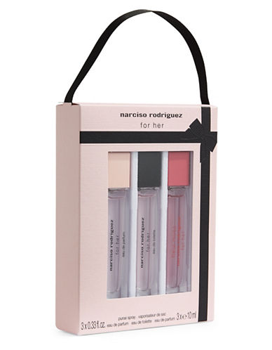 Narciso Rodriguez For Her Travel Trio Gift Set-0-90 ml