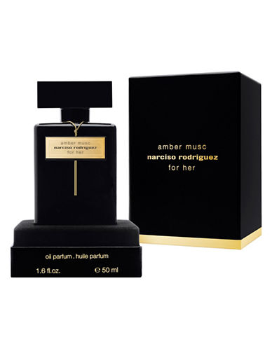 Narciso Rodriguez For Her Amber Musc Oil Parfum-0-50 ml