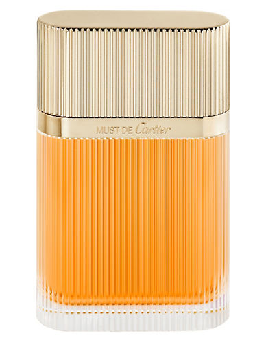 Cartier Must de Cartier Eau de Toilette-NO COLOUR-100 ml