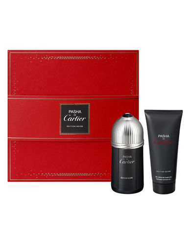 Cartier Pasha Ed Noire Two-Piece Gift Set-NO COLOUR-100 ml