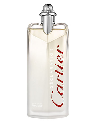 Cartier Declaration Fraiche Eau de Toilette-NO COLOUR-100 ml