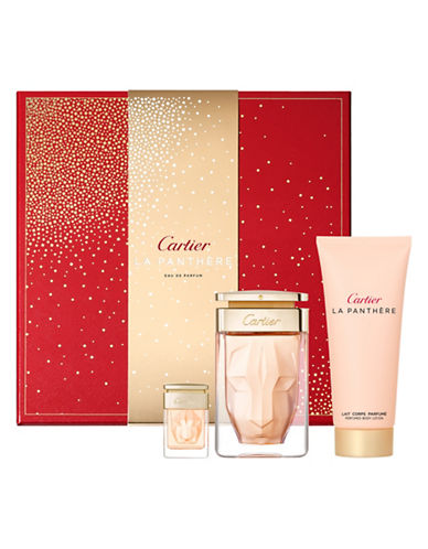 Cartier Lapanthere Three-Piece Set-0-75 ml