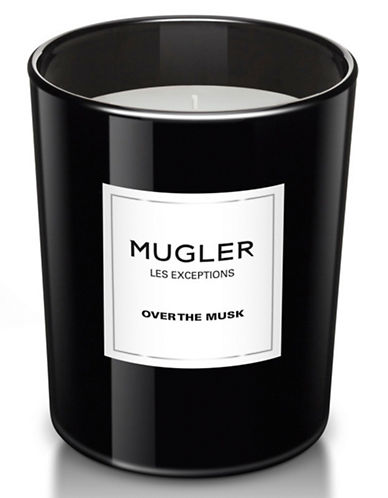 Mugler Over The Musk Candle-NO COLOUR-One Size