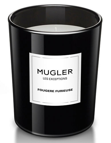 Mugler Fougere Furieuse Candle-NO COLOUR-One Size