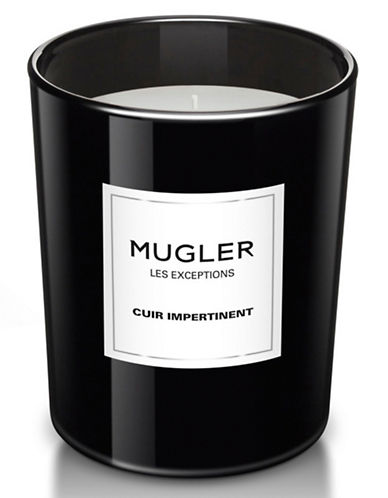 Mugler Cuir Impertinent Candle-NO COLOUR-One Size